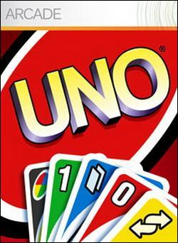 Uno (Xbox 360 Arcade) by Microsoft Box Art