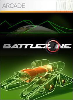 Battlezone (Xbox 360 Arcade) by Microsoft Box Art