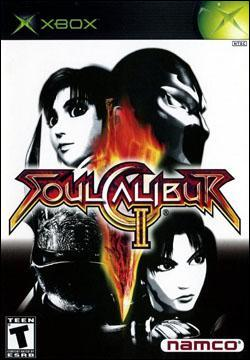 Soul Calibur 2 Box art