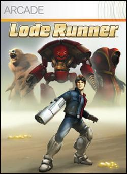 Lode Runner (Xbox 360 Arcade) by Microsoft Box Art