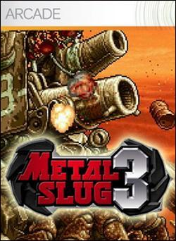 Metal Slug 3 (Xbox 360 Arcade) by Microsoft Box Art