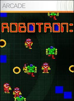 Robotron: 2084 (Xbox 360 Arcade) by Midway Home Entertainment Box Art
