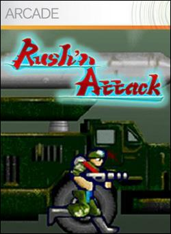 Rush 'n Attack (Xbox 360 Arcade) by Konami Box Art