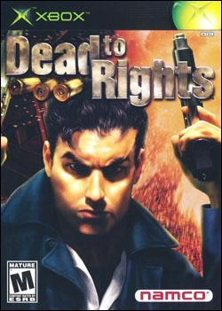 Dead to Rights (Xbox) by Namco Bandai Box Art