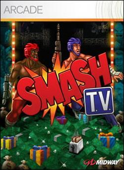 Smash TV (Xbox 360 Arcade) by Midway Home Entertainment Box Art