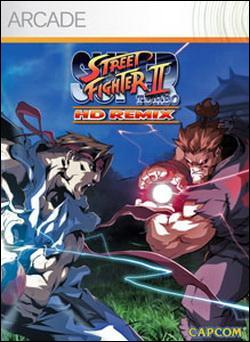 Super Street Fighter II Turbo HD Remix (Xbox 360 Arcade) by Capcom Box Art