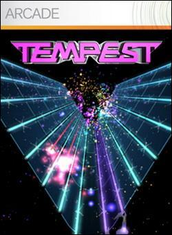 Tempest (Xbox 360 Arcade) by Microsoft Box Art