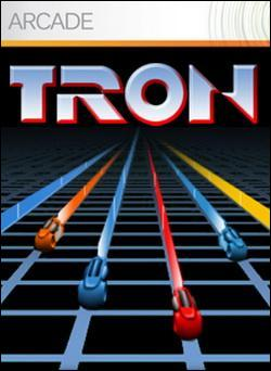 Tron (Xbox 360 Arcade) by Microsoft Box Art