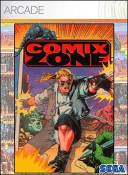 Comix Zone (Xbox 360 Arcade) by Sega Box Art