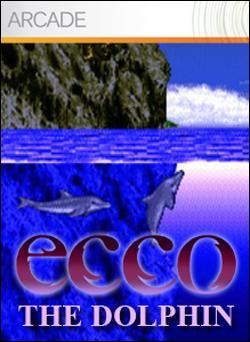 Ecco the Dolphin (Xbox 360 Arcade) by Sega Box Art