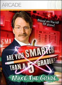 Are You Smarter Than a 5th Grader?: Make the Grade (Xbox 360 Arcade) by THQ Box Art