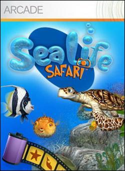 Sea Life Safari (Xbox 360 Arcade) by Microsoft Box Art