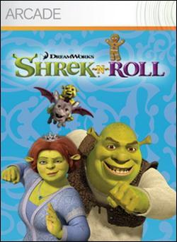Shrek n' Roll (Xbox 360 Arcade) by Microsoft Box Art