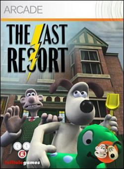 Wallace & Gromit #2: The Last Resort (Xbox 360 Arcade) by Microsoft Box Art
