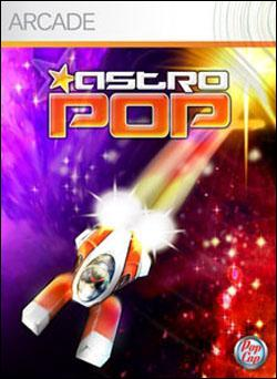AstroPop (Xbox 360 Arcade) by Popcap Games Box Art