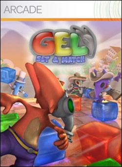 Gel: Set & Match (Xbox 360 Arcade) by Microsoft Box Art