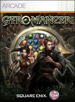 Gyromancer (Xbox 360 Arcade) by Microsoft Box Art