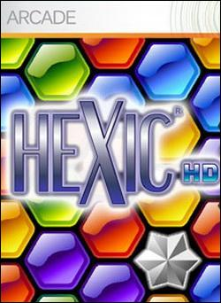 Hexic HD (Xbox 360 Arcade) by Microsoft Box Art