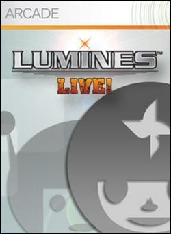 Lumines Live! (Xbox 360 Arcade) by Microsoft Box Art