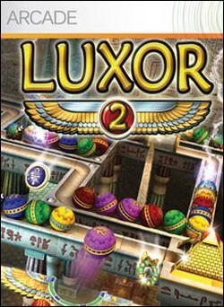 Luxor 2 (Xbox 360 Arcade) by Microsoft Box Art