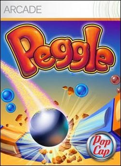 Peggle (Xbox 360 Arcade) by Popcap Games Box Art