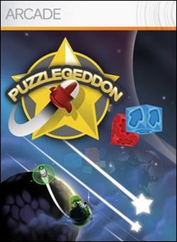 Puzzlegeddon (Xbox 360 Arcade) by Tecmo Inc. Box Art