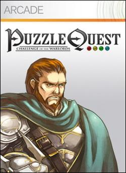 Puzzle Quest: Challenge of the Warlords (Xbox 360 Arcade) by Microsoft Box Art