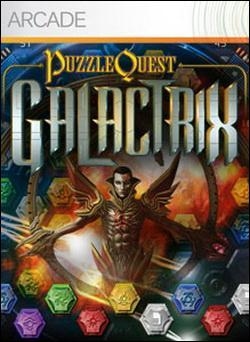 Puzzle Quest: Galactrix (Xbox 360 Arcade) by Microsoft Box Art