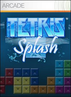 Tetris Splash (Xbox 360 Arcade) by Microsoft Box Art