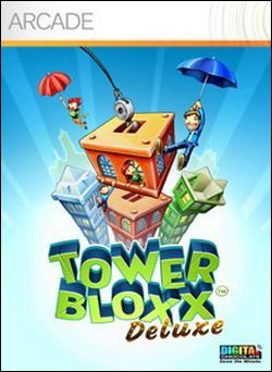 Tower Bloxx Deluxe (Xbox 360 Arcade) by Microsoft Box Art
