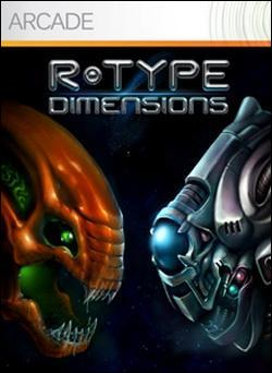 R-Type Dimensions (Xbox 360 Arcade) by Microsoft Box Art