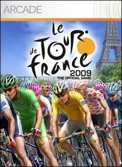 Le Tour De France 2009: The Official Game (Xbox 360 Arcade) by Microsoft Box Art