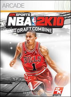 NBA 2K10 Draft Combine (Xbox 360 Arcade) by Microsoft Box Art
