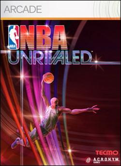 NBA Unrivaled (Xbox 360 Arcade) by Tecmo Inc. Box Art