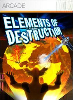 Elements of Destruction (Xbox 360 Arcade) by Microsoft Box Art