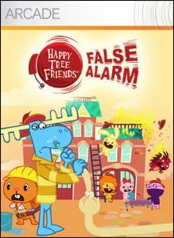 Happy Tree Friends: False Alarm (Xbox 360 Arcade) by Microsoft Box Art