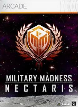 Military Madness: Nectaris (Xbox 360 Arcade) by Microsoft Box Art