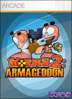 Worms 2: Armageddon (Xbox 360 Arcade) by Microsoft Box Art