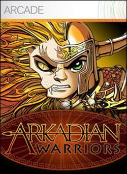 Arkadian Warriors (Xbox 360 Arcade) by Microsoft Box Art