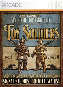 Toy Soldiers (Xbox 360 Arcade) by Microsoft Box Art