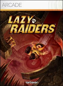 Lazy Raiders (Xbox 360 Arcade) by Microsoft Box Art