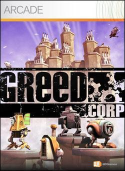 Greed Corp Box art
