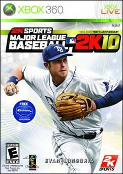Major League Baseball 2K10 (Xbox 360) by 2K Games Box Art
