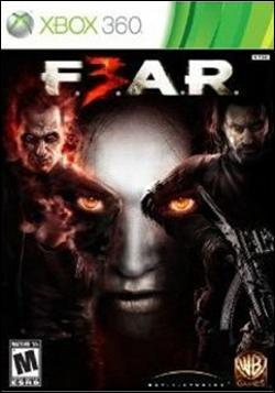 F.E.A.R. 3 (Xbox 360) by Warner Bros. Interactive Box Art