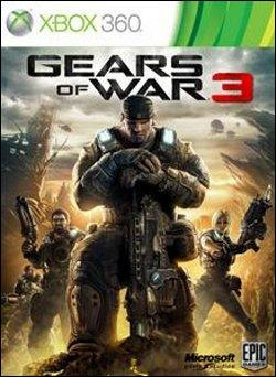 Gears of War 3: Brothers to the End Box art