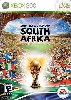 FIFA World Cup 2010 South Africa Box art