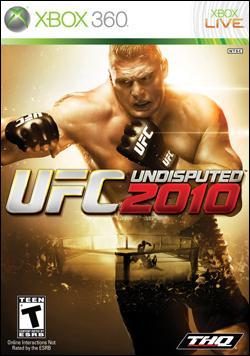 UFC Undisputed 2010 Box art