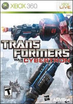 Transformers: War For Cybertron (Xbox 360) by Activision Box Art
