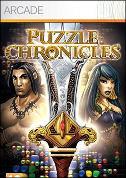 Puzzle Chronicles (Xbox 360 Arcade) by Konami Box Art