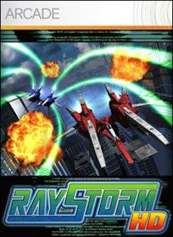 Raystorm HD (Xbox 360 Arcade) by Microsoft Box Art